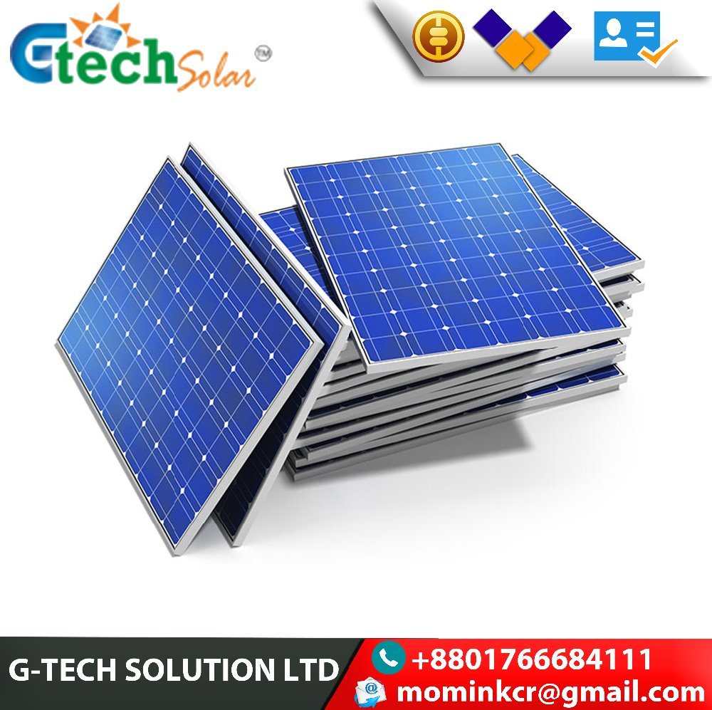 Hot selling 15.20% Cell Efficiency Gtech Solar 75wp Xihe Solar Cell Polycrystalline Solar panel