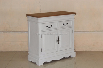Indonesia Furniture-York Chest 2 Door and 2 Drawer-Classic Furniture