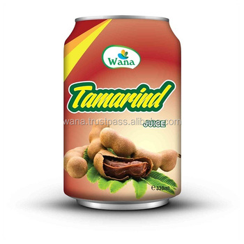 330ML CANNED FRESH TAMARIND JUICE IN VIETNAM FACTORY