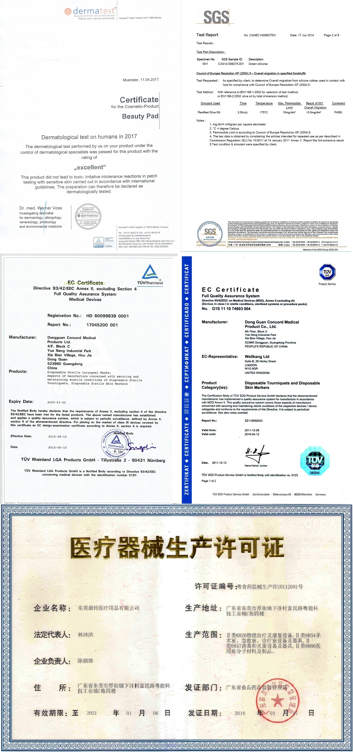 CE Certified sterile Medical skin marker