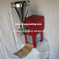 hand operated stainless steel butter maker