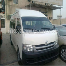 2007 HIACE BUS HIGH ROOF