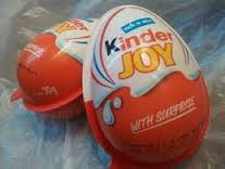 KINDER JOY EGG 20G BOY & GIRL
