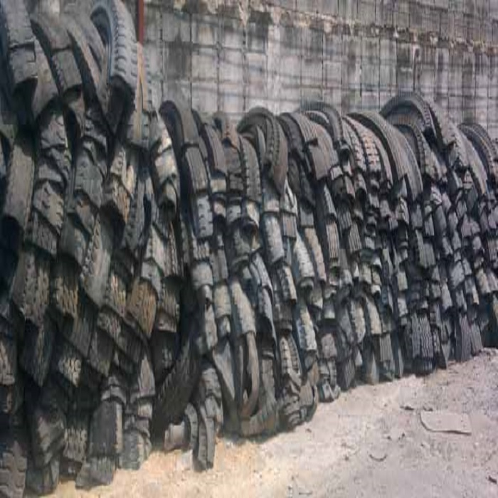 2 inches shredded tyre scrap, from Japan for sale