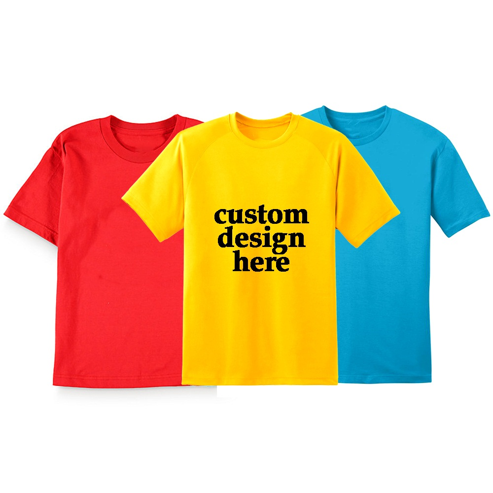 Design your own t shirt / T shirt manufacturer Bangladesh /white promotional tshirt