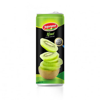 NFC Fruit Juice wholesale Kiwi juice drink in alu can 250ml