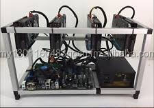 BRAND NEW FOR 120 MH ETH Ethereum Zcash Monero XMR Miner Mining Rig 4 GPU GTX 1070 8GB