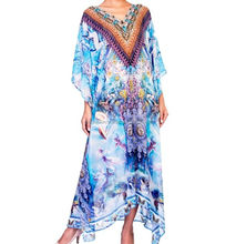 Dubai kaftan dress / Kaftan wholesale UK / Kaftan supplier india