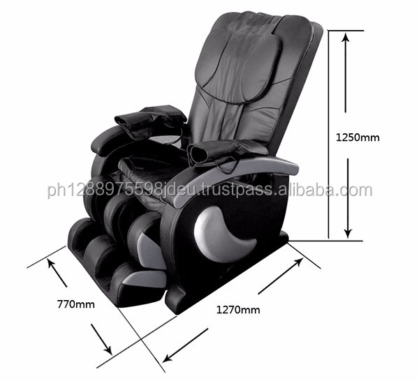 Intelligent folding&portable recliner 3D full body care seat & back vibration massage Chair A1 with zero gravity