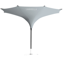 Inverted Outdoor Umbrella 3m - from 4 pcs cheaper - Sun for events tulip Umbrella