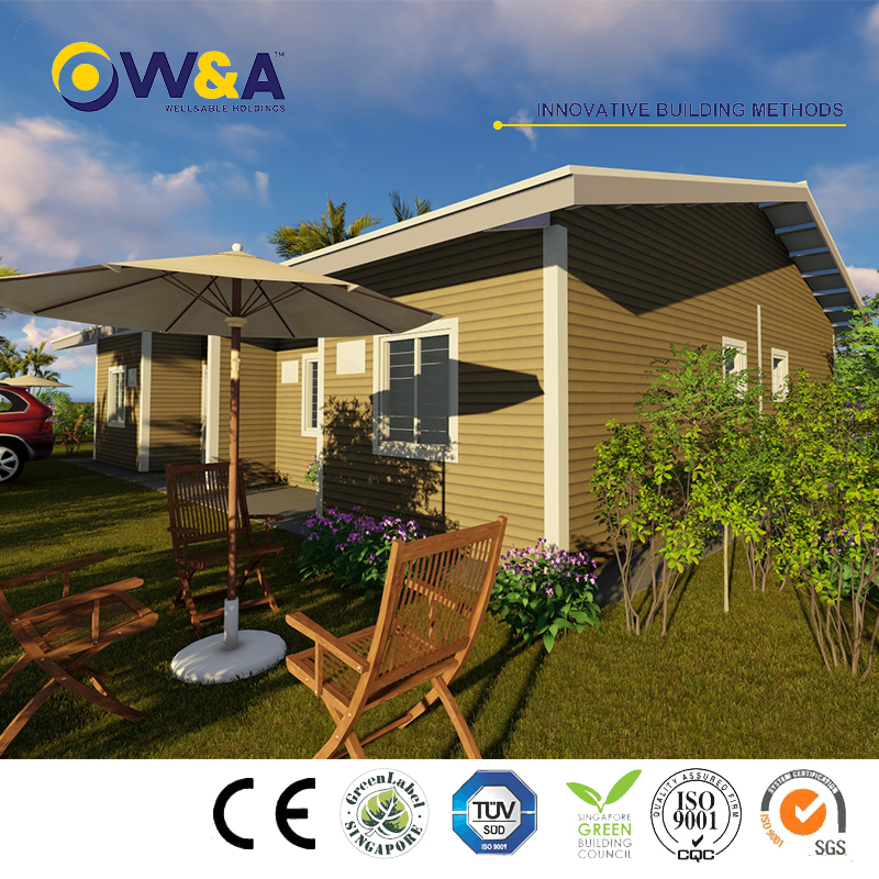 (WAS1010-36D)Newest Economical China Prefab Modern Houses Manufacturer