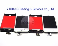 (5 Pcs) BEST PRICE !!! Best price mobile phone lcd screen for iphone 4/4s, lcd for iphone 4/4s
