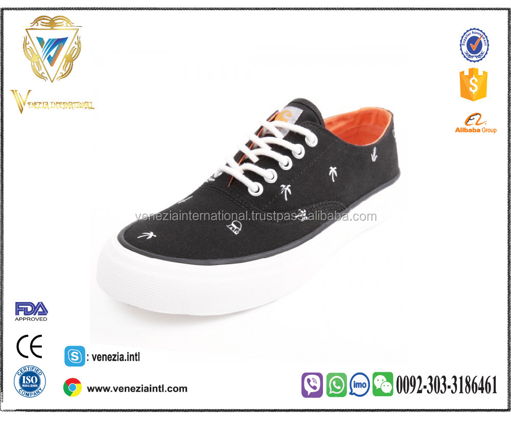Top Quality Classic Popular Wholesale Latest Style Fashion Boys Canvas Shoes