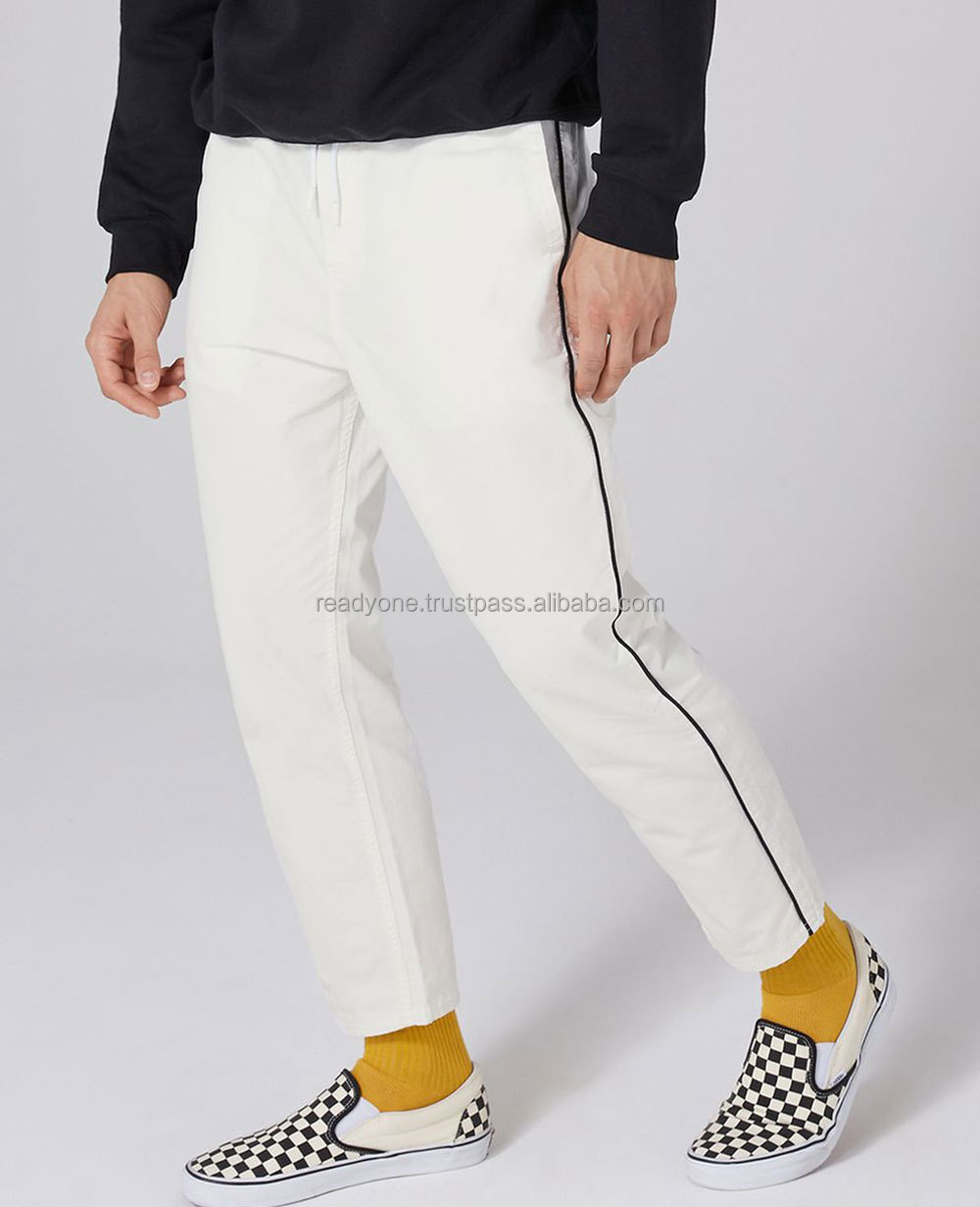 wholesale blank jogger pants men sports pants Manufacture by Hawk Eye Co