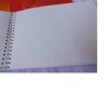 custom made handmade paper notepads made from cotton rag papers also available with logo print