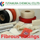 Premium sausage printed artificial polyamide casings Fibrous casings with multiple functions made in Japan