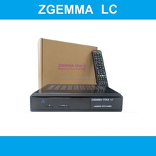Enigma2 Linux DVB-C Cable Line TV Box Zgemma-Star LC cable TV Decoder.