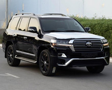 2018 NEW TOYOTA LANDCRUISER V8 SUV TURBO DIESEL -BLACK EDITION