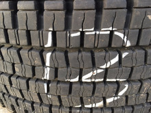 Used Commercial Truck Tires 295/75R22.5 Rubber Airless Tire 11r 22.5, 315/80r22.5, 295/75r 22.5, 295 80 22.5, 12r22.5