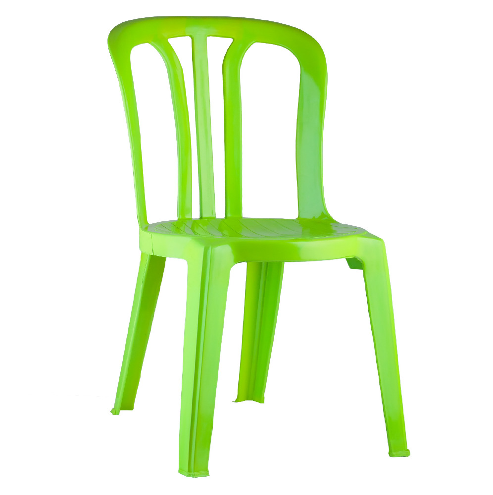 Best Quality Plastic Chair Multicolor! Re-Stock!