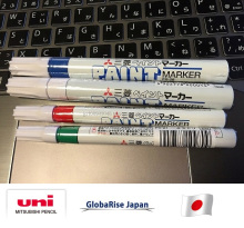 Mitsubishi Uni Fabric Markers Wholesale Made in Japan for stationery shop