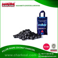 Environment Free Pillow Shape BBQ Charcoal at Reasonable Price