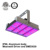 ETL Listed 200w Full Spectrum 600W System Watt Veg Bloom For Indoor Plants Led Grow Light