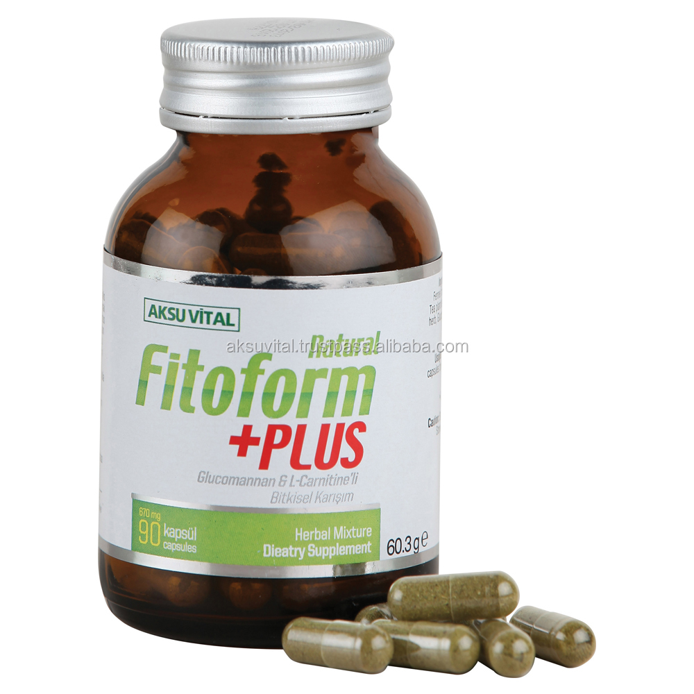FITOFORM Natural Burn Fat Slimming Capsules Weight Loss Supplements ...