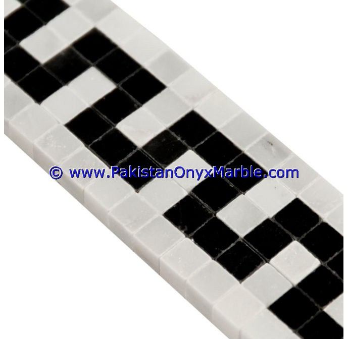 FINE QUALITY MARBLE MOSAIC BORDERS TILES FOR WALLS FLOOR KITCHEN BATHROOM HOME DECOR NEW DESIGNS