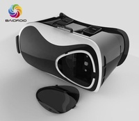 VR Glasses Box 3D Virtual Reality VR Glasses for Game of TV P4P PS4 Video Gaming