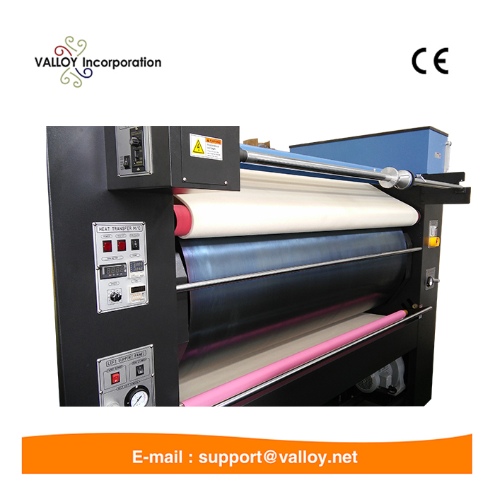 Top Quanlity Heat Press Sticker Printing Machine, 4 Color Printing Machine