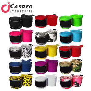 Hot Selling Camo Colorful Men & Women Boxing bandages strap boxing gloves Unisex Hand Protective Wraps Custom Boxing hand wraps
