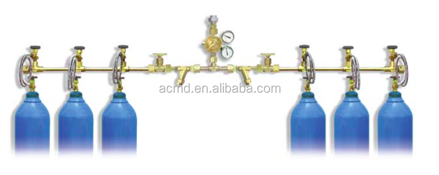 Manual Type Dual Bank Manifold Systems