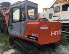 Good Performance Used Hitachi Excavator EX60 made in Japan / USA, Construction Equipment for hot sale