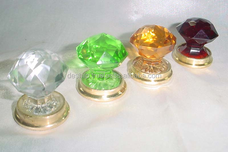 GLASS DOOR KNOBS ,COLORED GLASS KNOBS ,COLORED DOOR HANDLE
