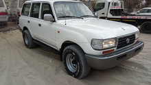 1997 TOYOTA LAND CRUISER DIESEL MANUAL LHD