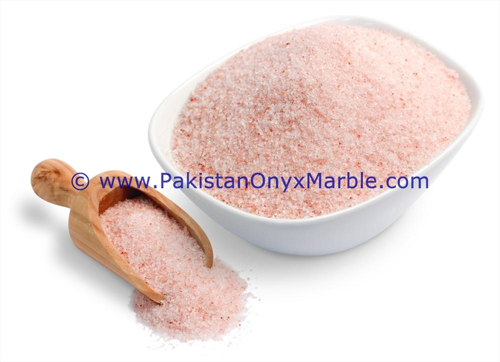 GOOD SALE HIMALAYAN PINK GRANULATED SALT