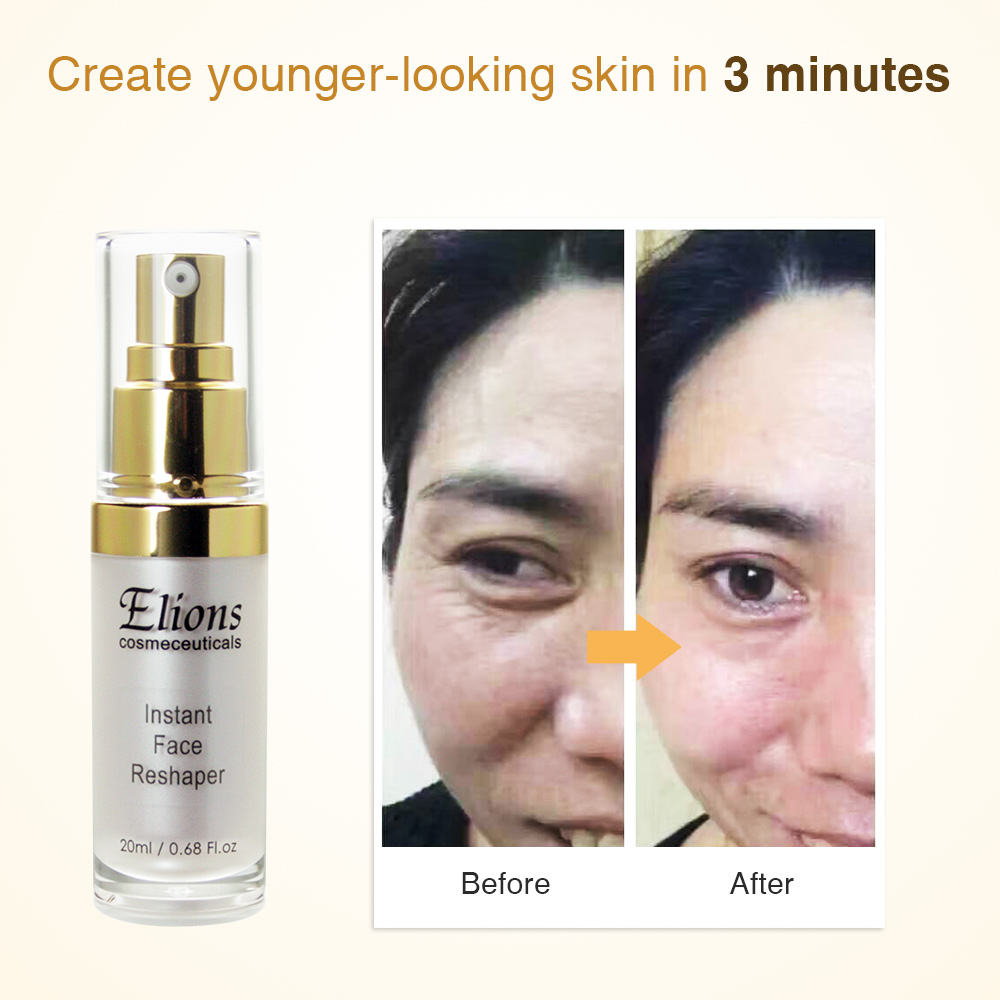 best quality instant face lift and wrinkle free cream&serum
