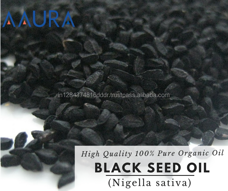 Natural Pure Black Seed Oil