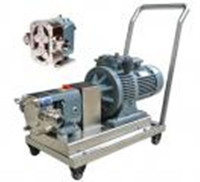 2ml-50ml FP800-P02 Material transfer pump machine