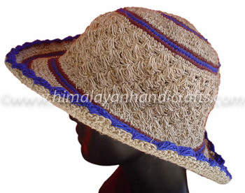 Wire Brim Hat HCWB 0044