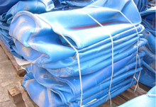 HDPE Blue Drum Scrap at Rs 65 | Hdpe Flakes/HDPE Drums scrap suppliers