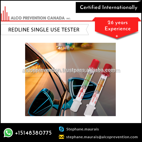 Disposable Alcohol Tester Breathalyzer Seller and Distributor from Canada