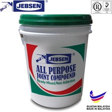 JEBSEN All Purpose Gypsum Joint Compound / Ready Mixed Compound for Gypsum and Drywall