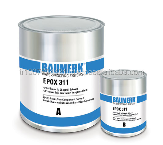 Epoxy Based Adhesive For Using Between Old and New Concrete