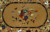 Marble Dining Table Top Inlay Cook Ware Art