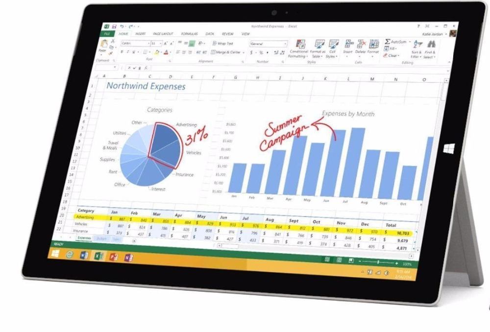 Microsoft Surface Pro 4 512GB (Intel Core i7 - 16GB RAM)