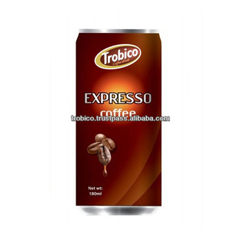 Expresso Canned Coffee Drink