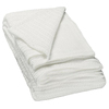 High quality 100% cotton thermal cellular blanket for hospital bed