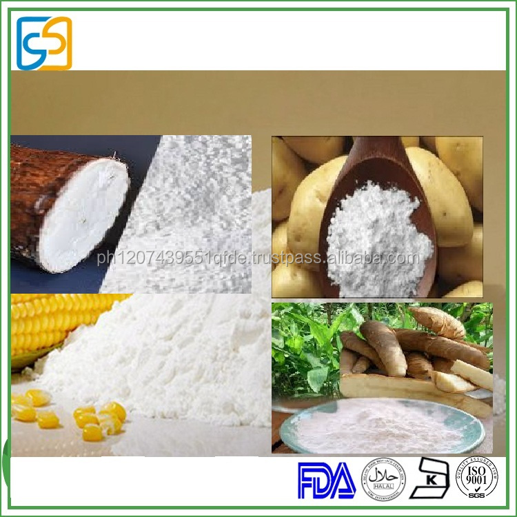 FOOD AND MODIFIED GRADE CORN STARCH ( YELLOW AND WHITE CORN )